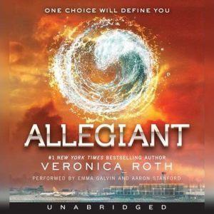 Allegiant, Veronica Roth