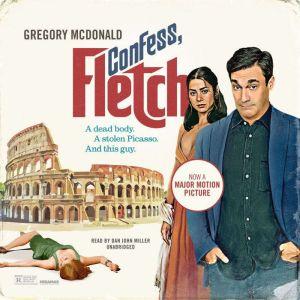 Confess, Fletch, Gregory Mcdonald