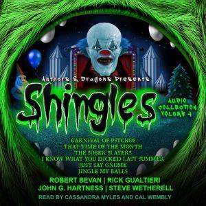 Shingles Audio Collection Volume 4, Robert Bevan