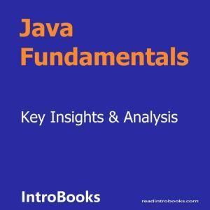 Java Fundamentals, Introbooks Team