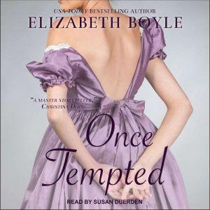 Once Tempted, Elizabeth Boyle