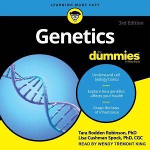 Genetics For Dummies 3rd Edition, PhD Robinson