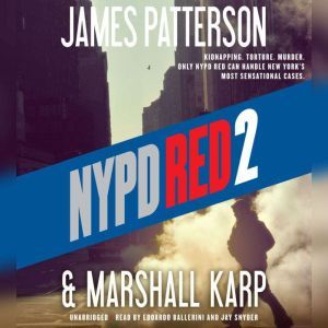 NYPD Red 2, James Patterson