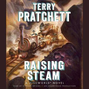 Raising Steam, Terry Pratchett