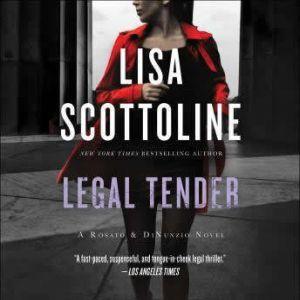 Legal Tender Low Price: Low Price, Lisa Scottoline
