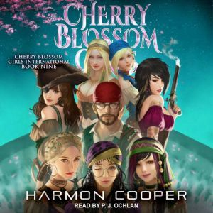 Cherry Blossom Girls 9, Harmon Cooper