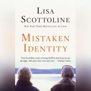 Mistaken Identity Low Price, Lisa Scottoline