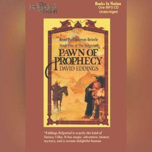 Pawn Of Prophecy, David Eddings