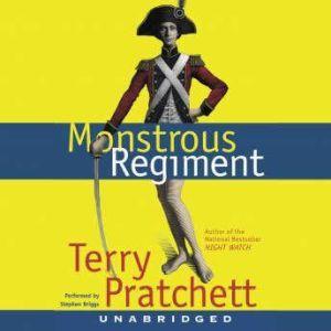 Monstrous Regiment, Terry Pratchett