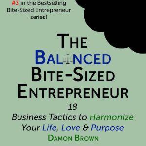 The Balanced Bite-Sized Entrepreneur, Damon Brown