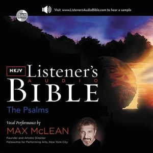 The KJV Listener's Audio New Testament: Vocal Performance by Max McLean, Max McLean