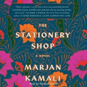 The Stationery Shop, Marjan Kamali