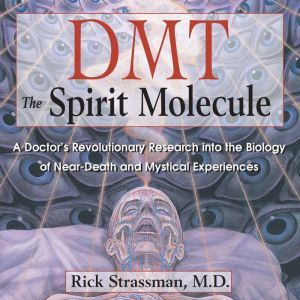 DMT: The Spirit Molecule A Doctor's Revolutionary Research into the Biology of Near-Death and Mystical Experiences, Rick Strassman