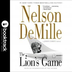 The Lion's Game - Booktrack Edition, Nelson DeMille