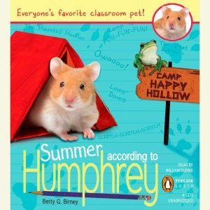 Summer According to Humphrey, Betty G. Birney