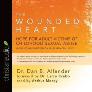 The Wounded Heart Hope for Adult Victims of Childhood Sexual Abuse, Dan B Allender