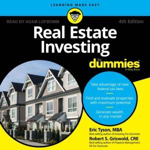 Real Estate Investing for Dummies 4th Edition, MBA Griswold