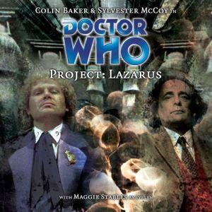 Doctor Who - Project: Lazarus, Cavan Scott