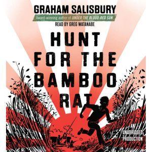 Hunt for the Bamboo Rat, Graham Salisbury