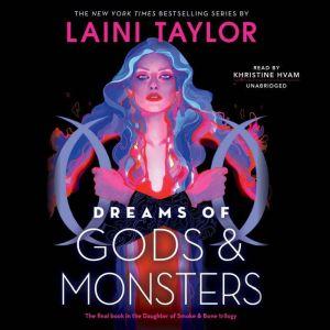 Dreams of Gods & Monsters, Laini Taylor