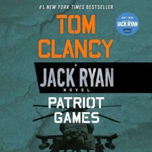 Patriot Games, Tom Clancy