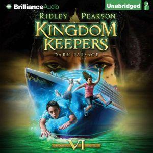 Kingdom Keepers VI: Dark Passage, Ridley Pearson