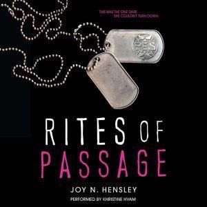 Rites of Passage, Joy N. Hensley