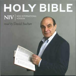 A NIV, Old Testament Audio Bibleudio Download, David Suchet