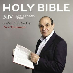 David Suchet Audio Bible - New International Version, NIV: New Testament, Zondervan