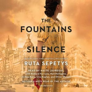 The Fountains of Silence, Ruta Sepetys
