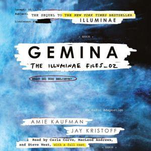 Gemina, Amie Kaufman