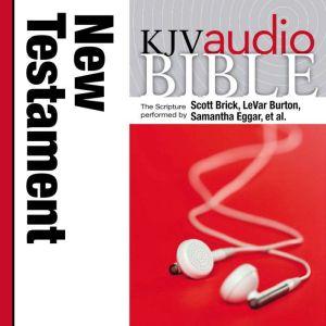 Pure Voice Audio Bible - King James Version, KJV: New Testament, Zondervan