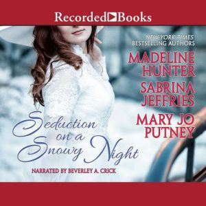 Seduction on a Snowy Night, Madeline Hunter