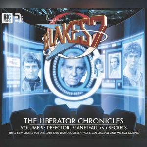 Blake's 7 - The Liberator Chronicles Volume 09, Cavan Scott