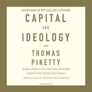 Capital and Ideology, Thomas Piketty