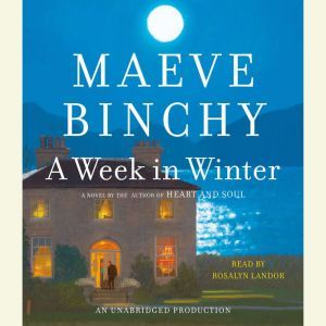 A Week in Winter, Maeve Binchy
