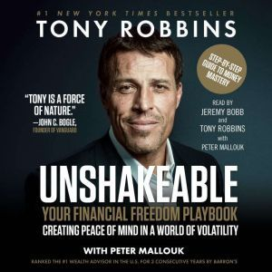 Unshakeable How to Thrive (Not Just Survive) in the Coming Financial Correction, Tony Robbins