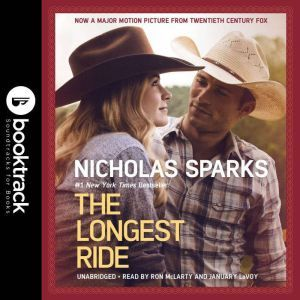 The Longest Ride Bookrack  Edition, Nicholas Sparks