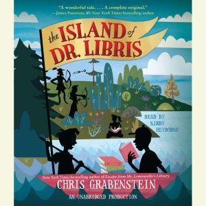 The Island of Dr. Libris, Chris Grabenstein
