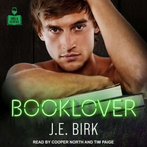 Booklover, JE Birk