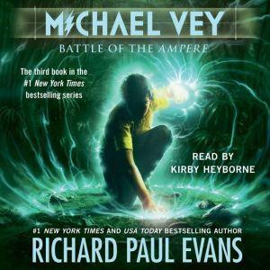 Michael Vey 3, Richard Paul Evans