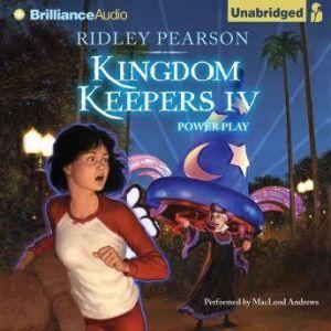 Kingdom Keepers IV: Power Play, Ridley Pearson