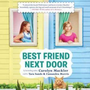 Best Friend Next Door, Carolyn Mackler