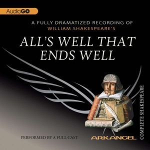 Alls Well That Ends Well, William Shakespeare