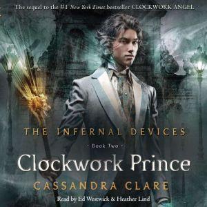 The Clockwork Prince, Cassandra Clare