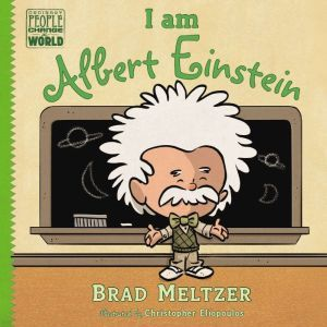 I am Albert Einstein, Brad Meltzer