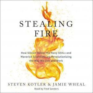 Stealing Fire How Silicon Valley, the Navy SEALs, and Maverick Scientists Are Revolutionizing the Way We Live and Work, Steven Kotler