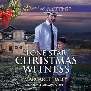 Lone Star Christmas Witness, Margaret Daley