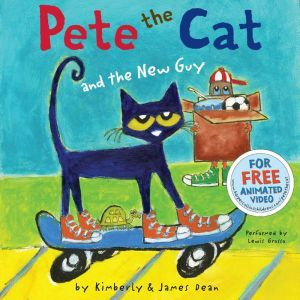 Pete the Cat and the New Guy, James Dean