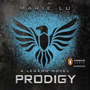 Prodigy: A Legend Novel, Marie Lu